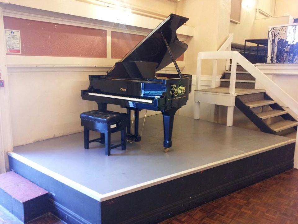 Piano Removals Cheshire